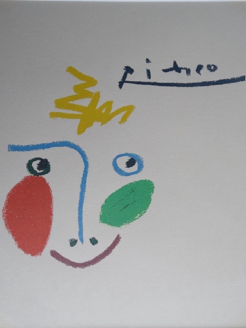 Pablo Picasso: Lithograph