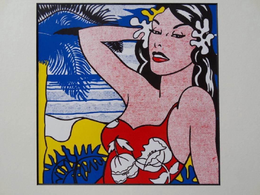Roy Lichtenstein: Aloha
