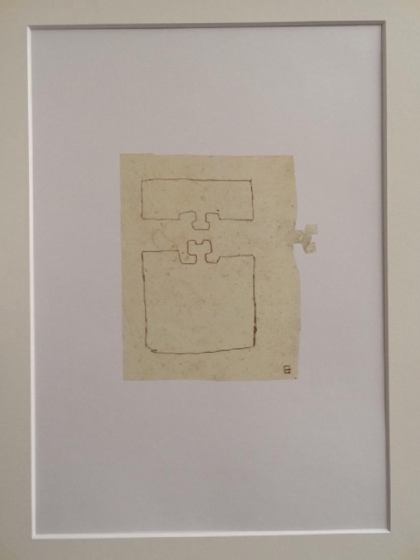 Eduardo Chillida: Lithograph