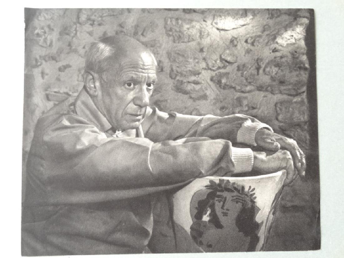 Yousuf Karsh: Pablo Picasso