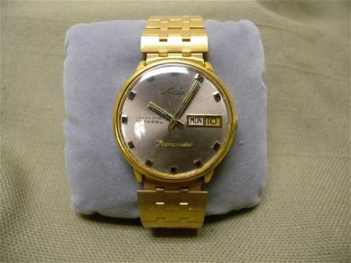 038abdb8e27 Vintage Mido Ocean Star Datoday Chronometer Men s Watch