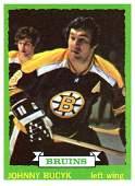 1973 Topps Johnny Bucyk Boston Bruins
