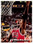 1993-94 Topps Stadium Club Michael Jordan Frequent