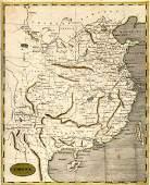 Arrowsmith: Map of China, 1805