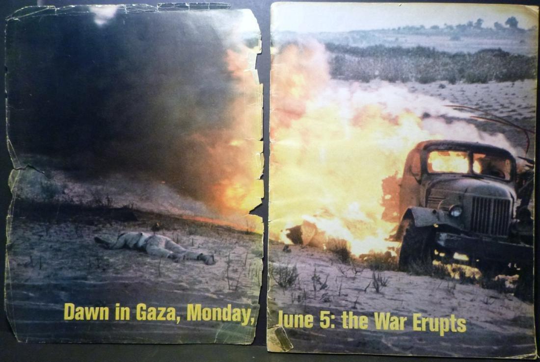 The Six Day War Life Magazine Israel's Swift Victory - 3
