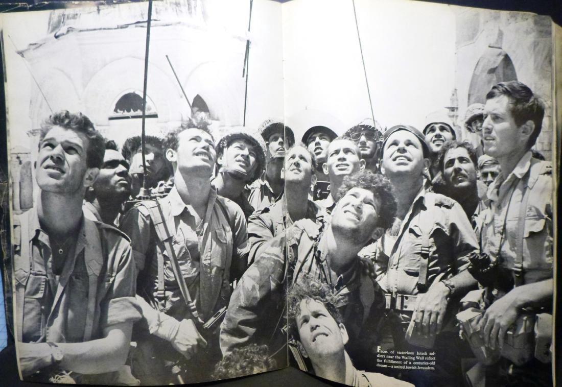 The Six Day War Life Magazine Israel's Swift Victory - 4