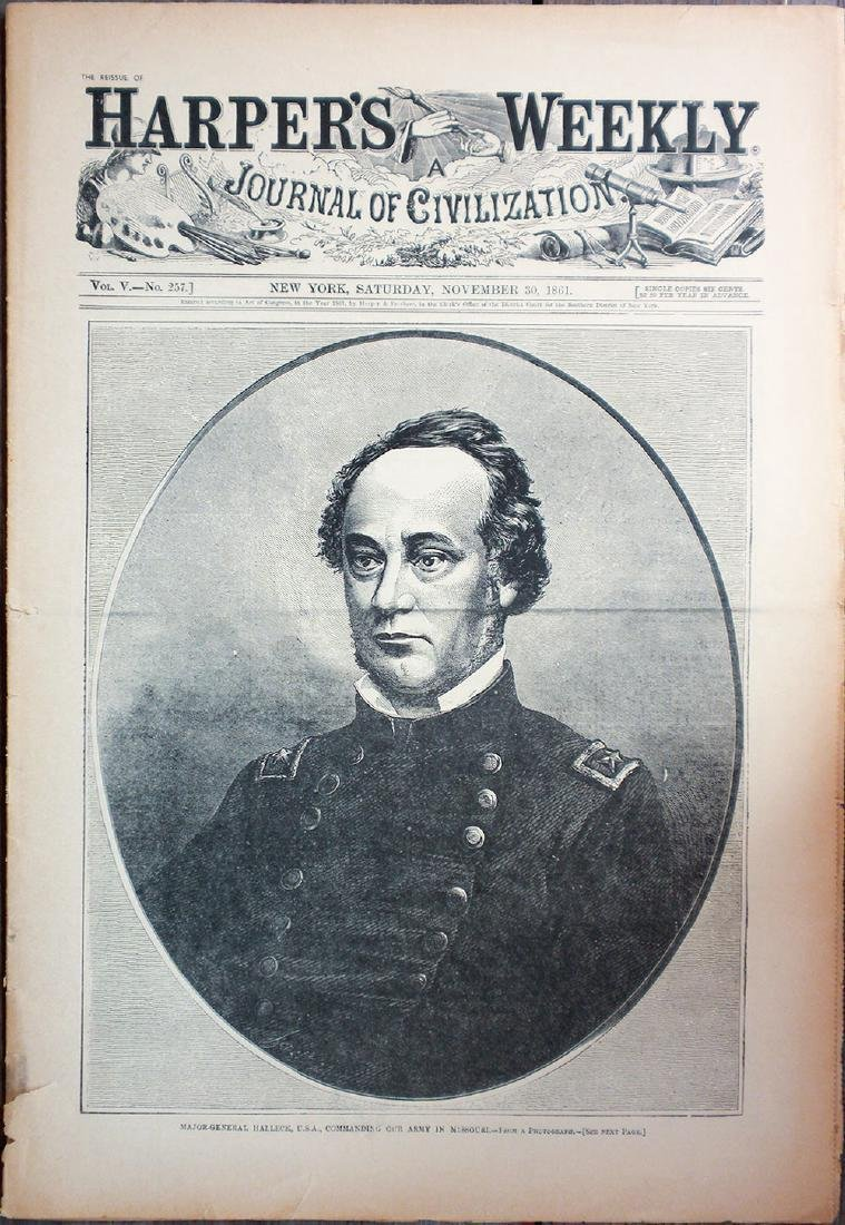 Harper's Weekly, A Journal of Civilization