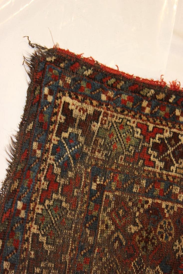 """Handmade Antique Shiraz Rug 5'4"""" x 6'4"""" - 5"""