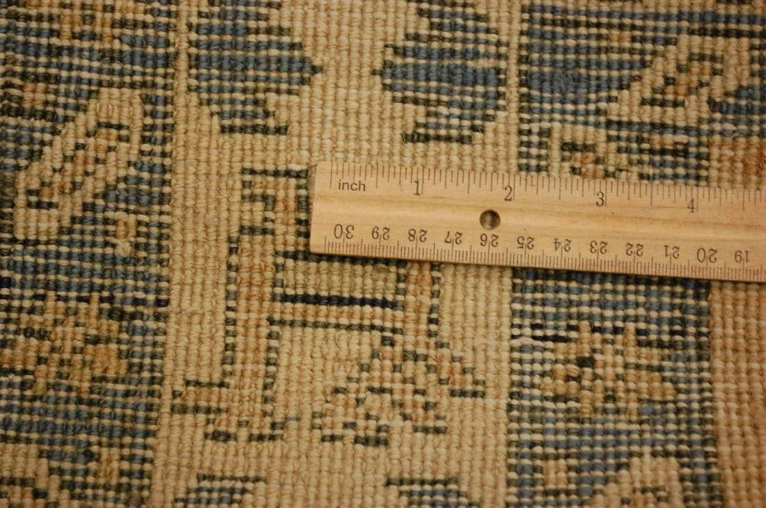 "Antique Caucasian Shirvan Kazak Wool Rug 4'6"" x 6' 3"" - 9"