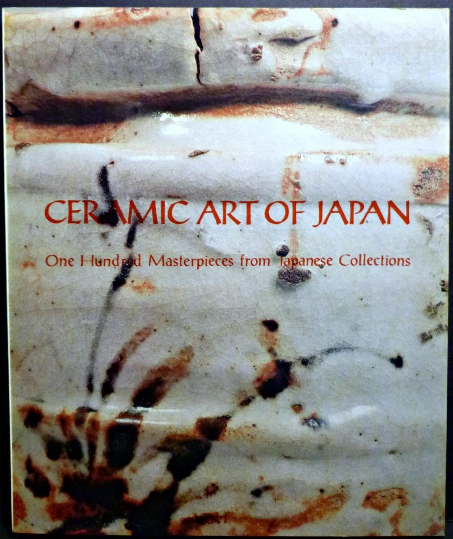 Ceramicart Ofjapan One Hundred Masterpieces