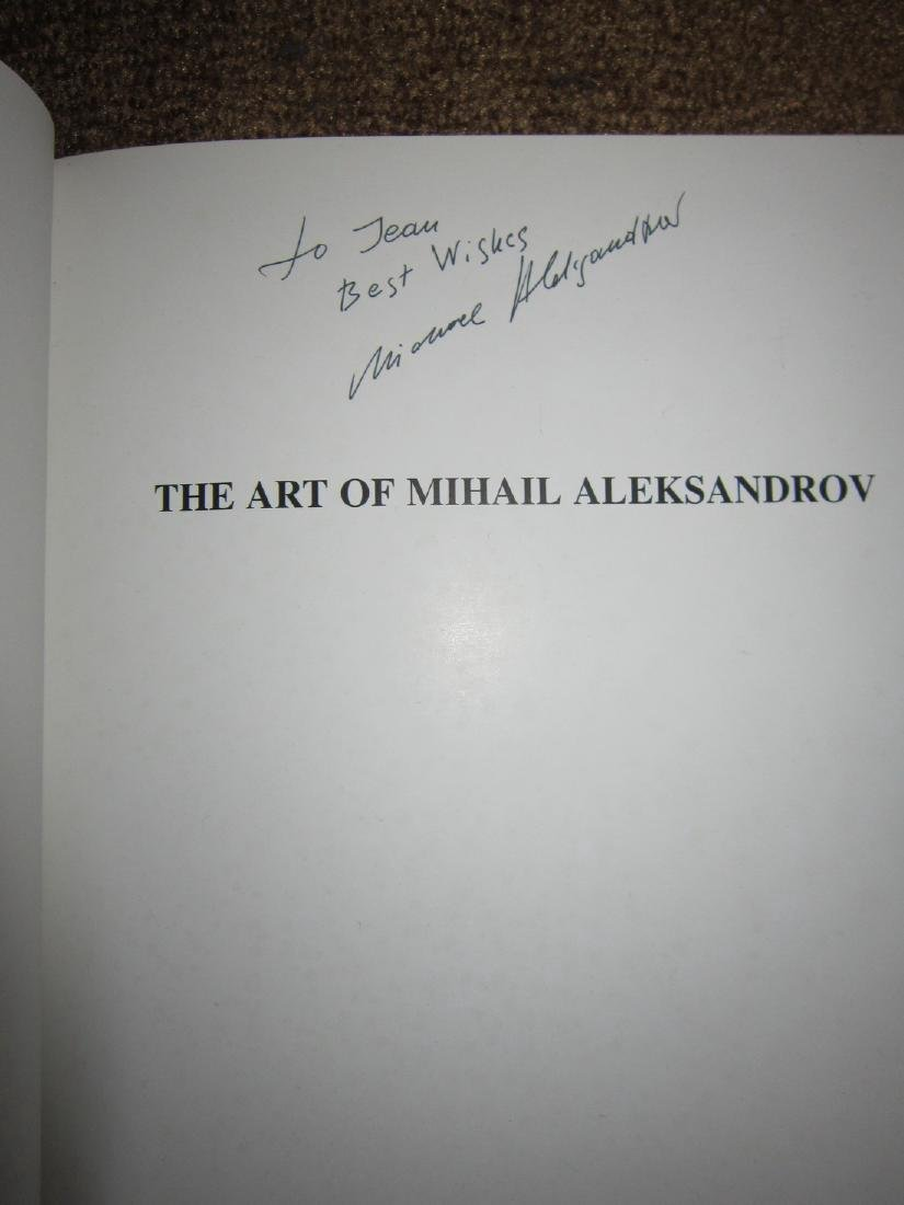 Art of Mihail Aleksandrov Signed - 2