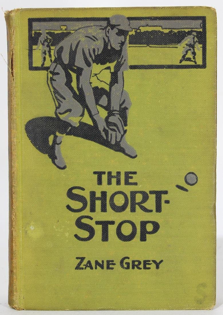 Zane Grey, The Short-Stop