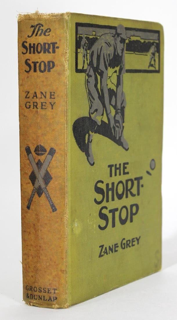 Zane Grey, The Short-Stop - 2
