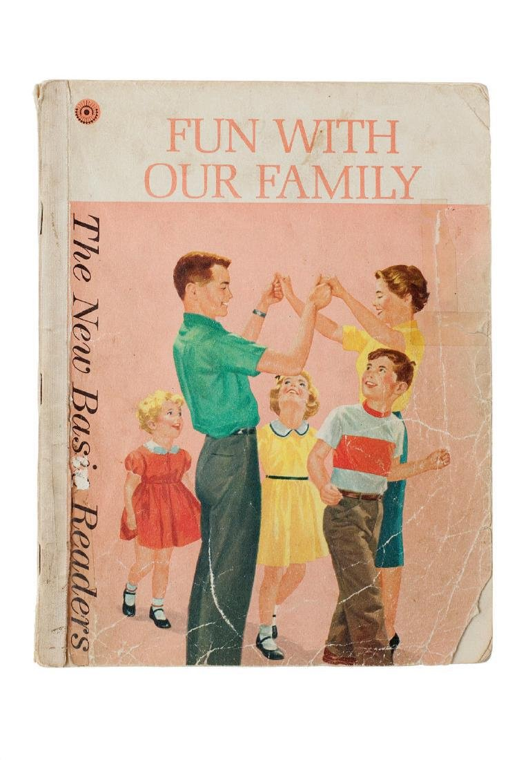 4 Book Lot, Dick and Jane, The New Basic - 2