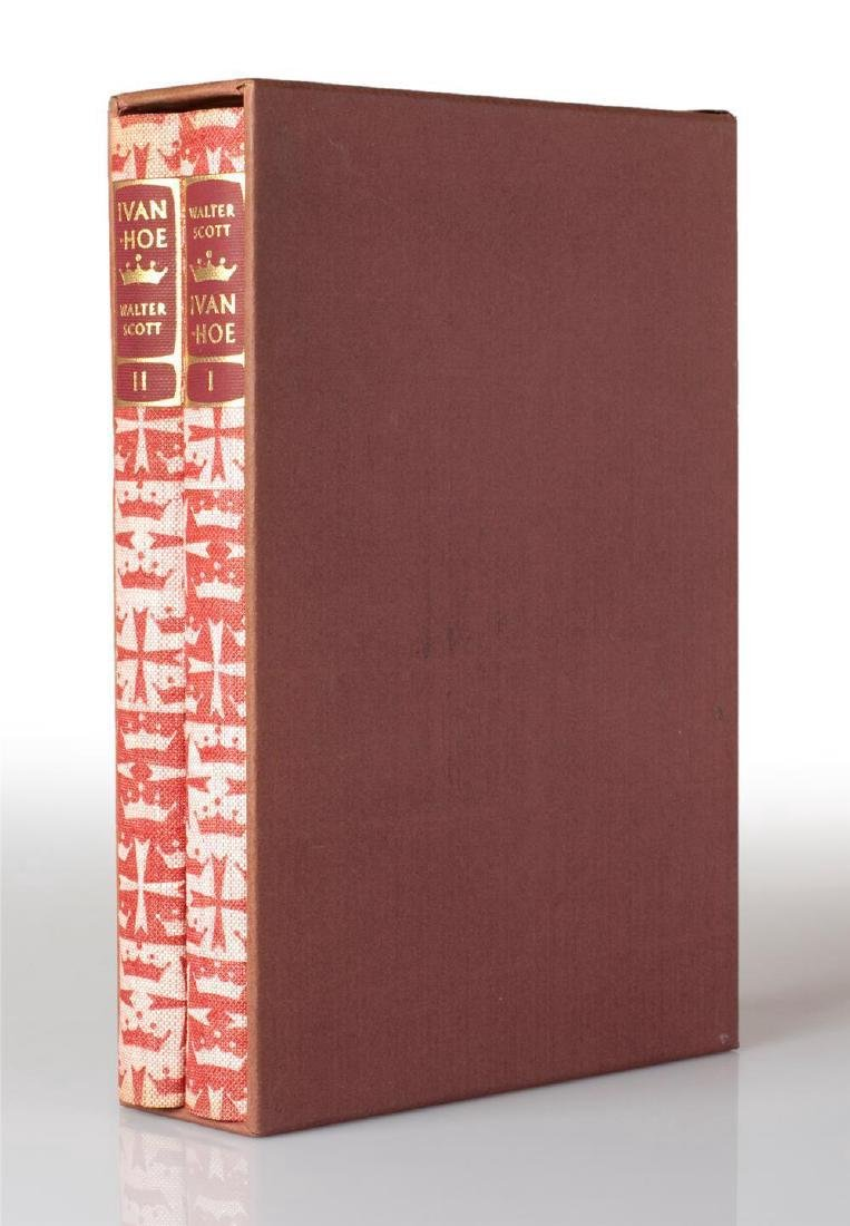 Ivanhoe by Walter Scott Limited Edition - 2