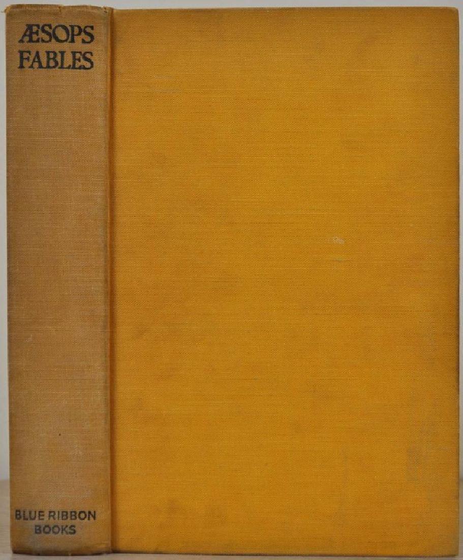 Aesop's Fables by Louis Rhead