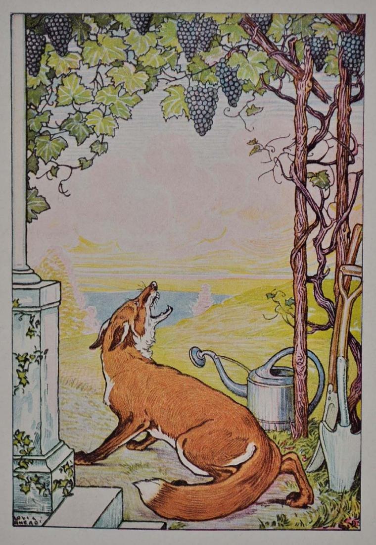 Aesop's Fables by Louis Rhead - 3