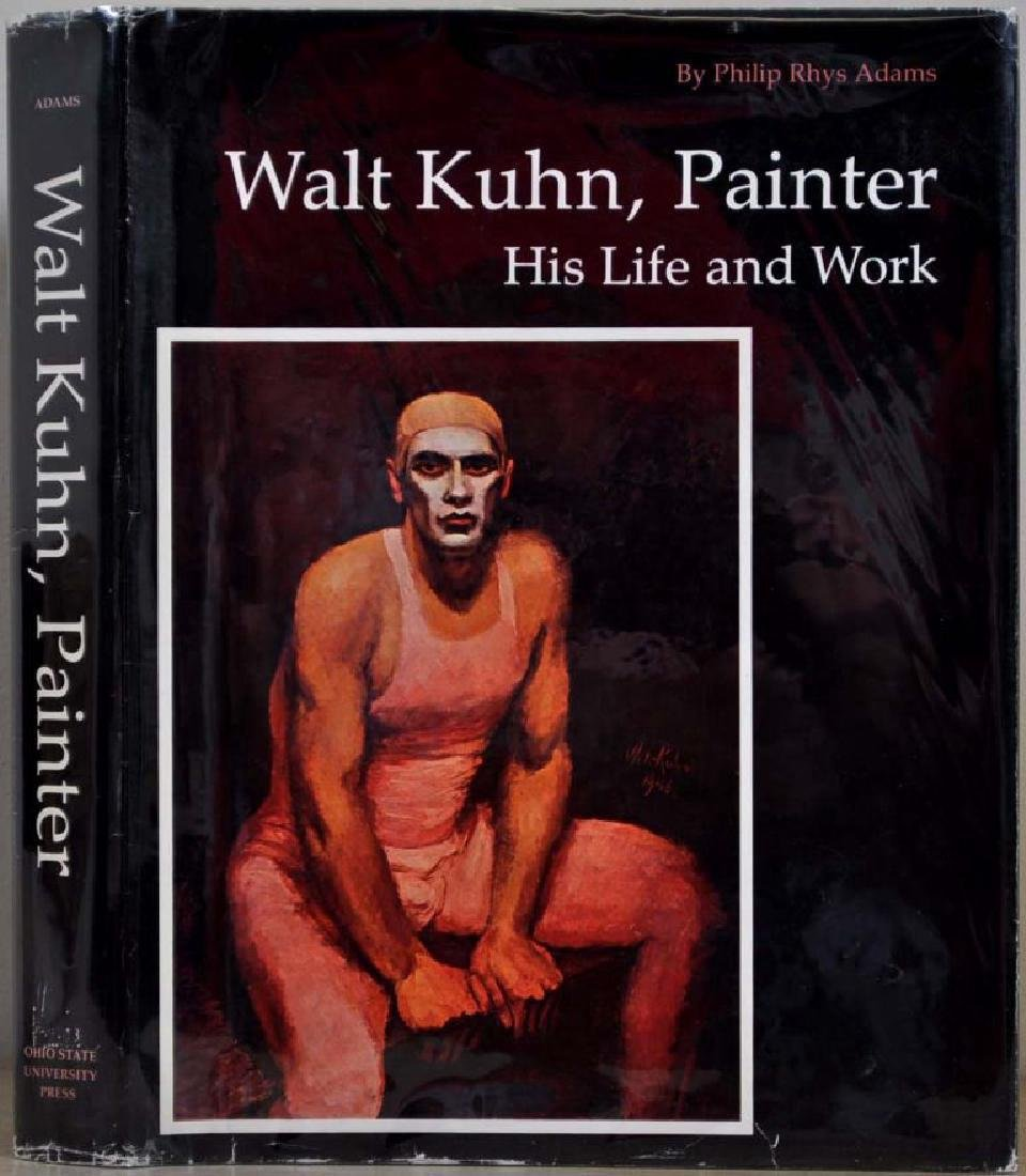 Walt Kuhn, Painter, His Life and Work