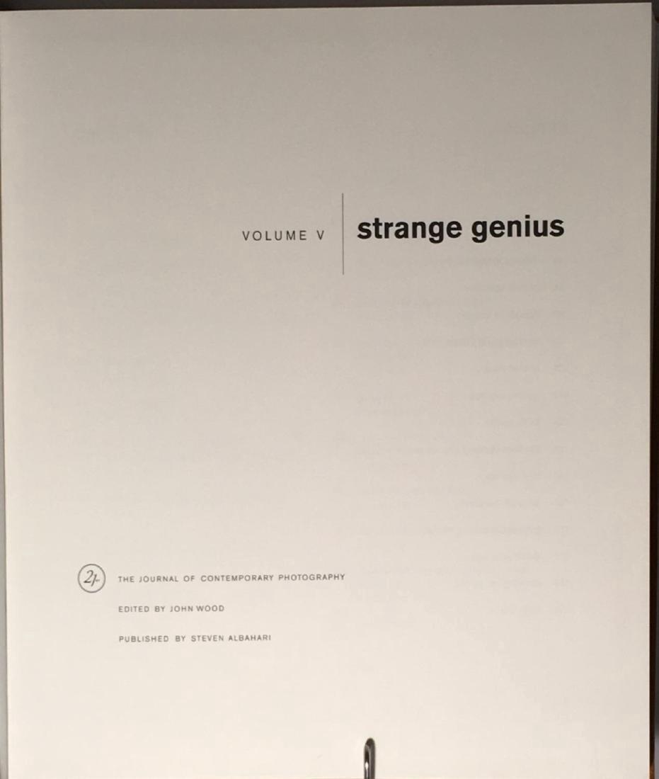 Strange Genius, Volume V - 2