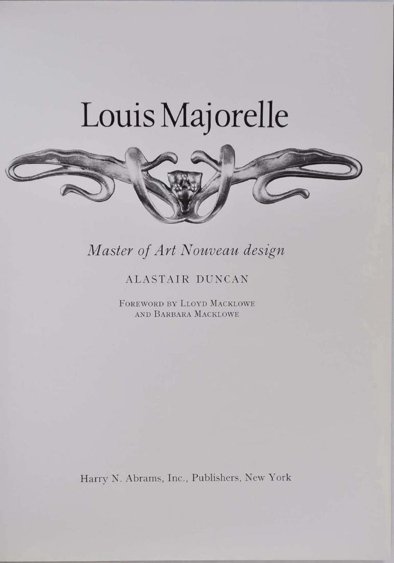 Louis Majorelle, Master of Art Nouveau Design - 2