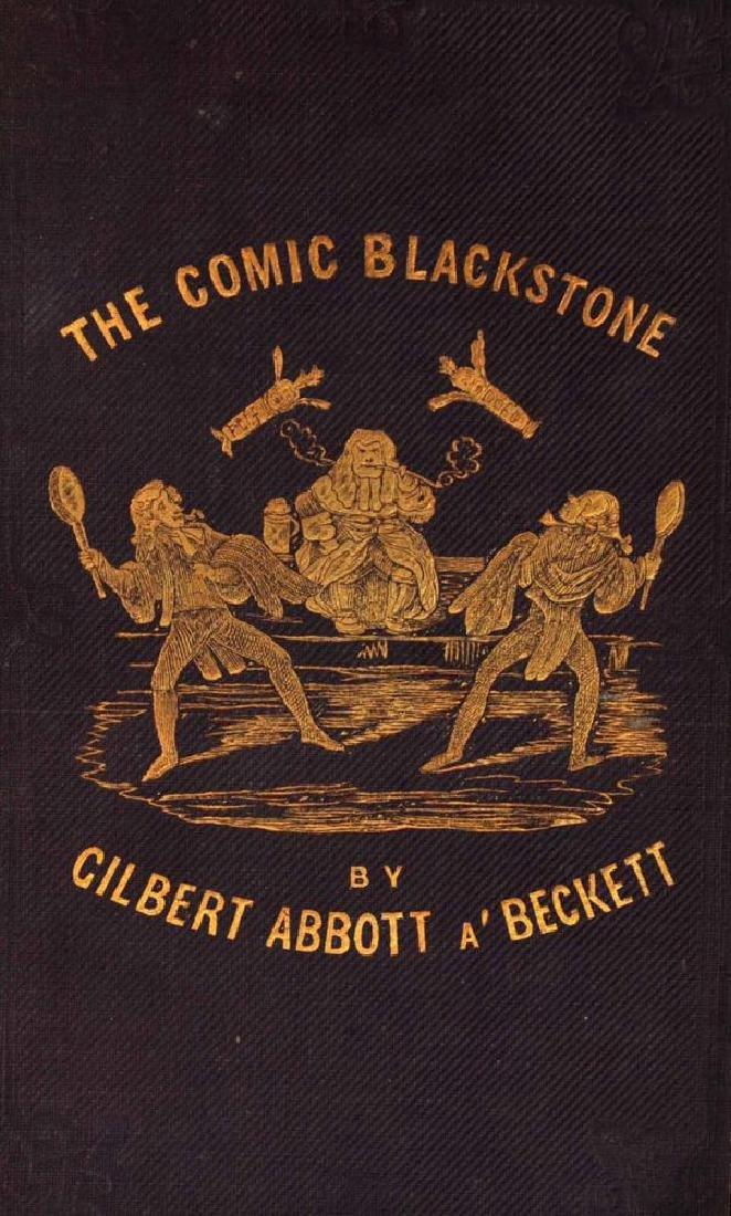 The Comic Blackstone