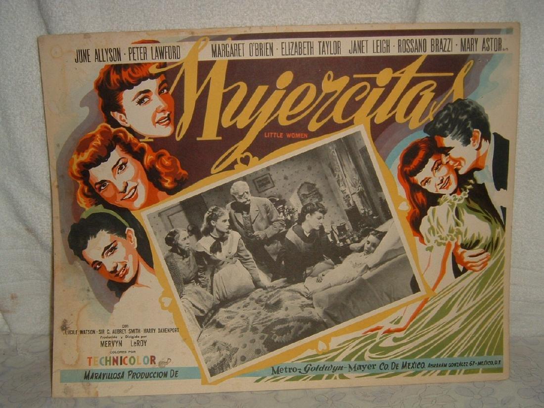 Little Women 1949 Poster