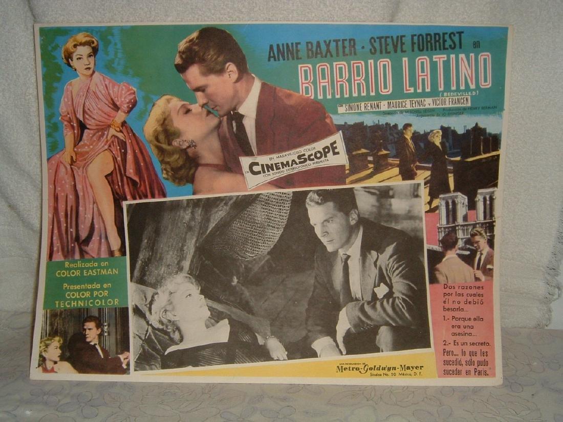Be Devilled 1955 Poster