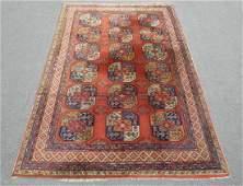 """Handmade Turkish Bakhtiari Wool Rug 10'0"""" x 6'7"""""""