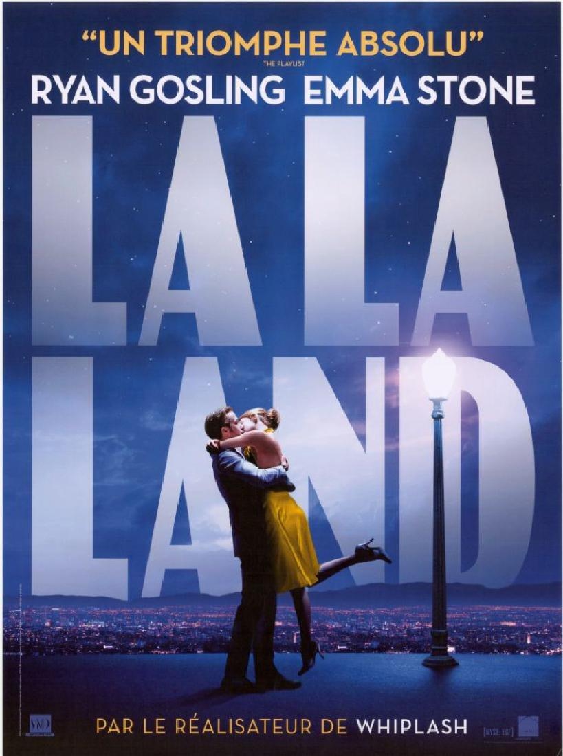 LA LA LAND 2016 Ryan GOSLING poster