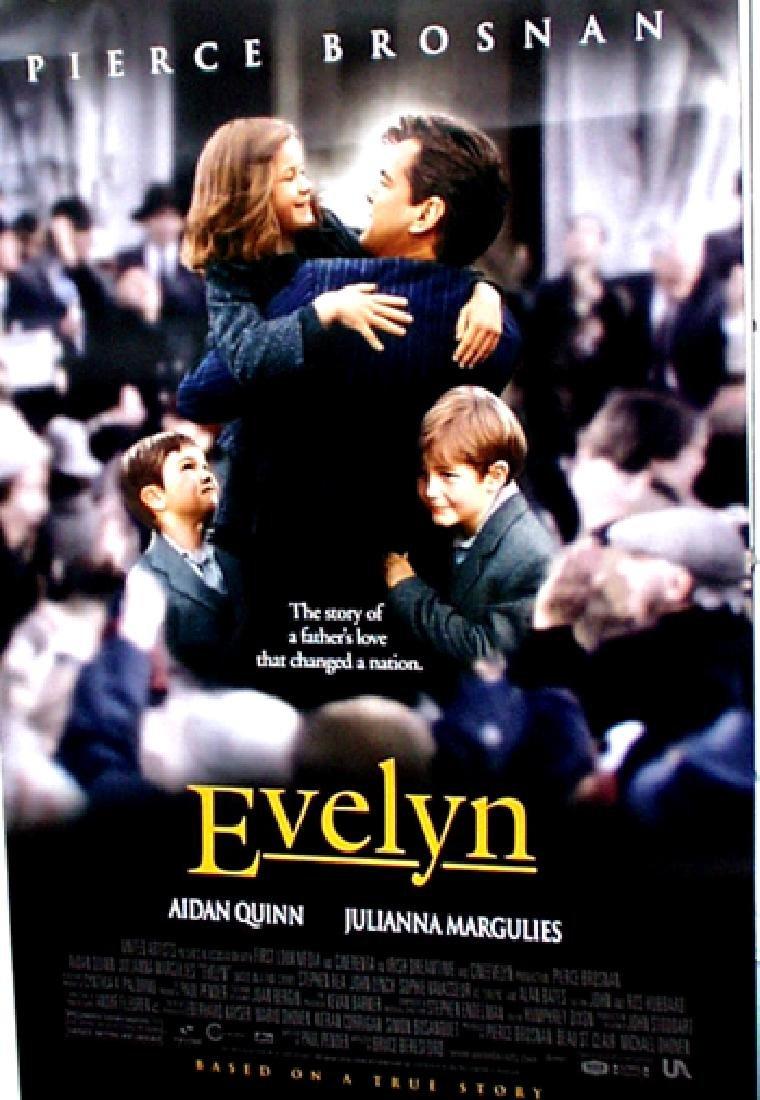 Evelyn 2002 Pierce Brosnan poster one-sheet R, M