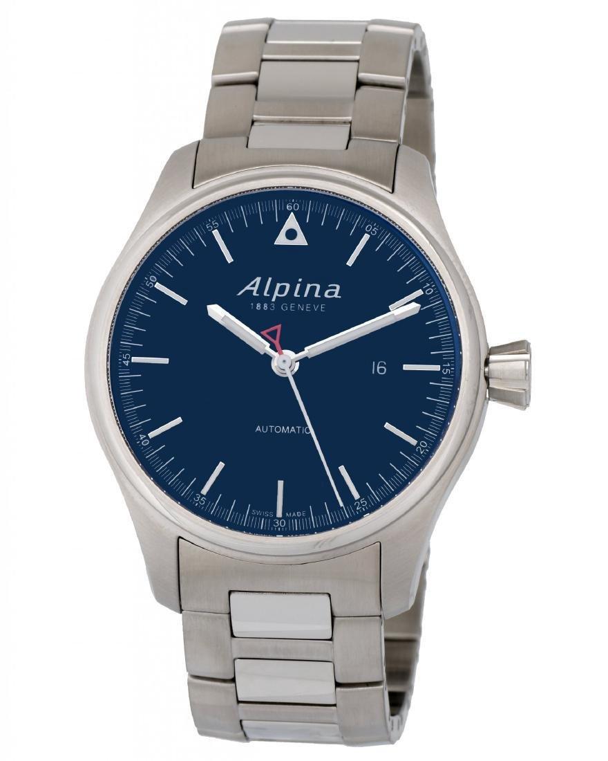 Alpina Startimer Pilot Date Automatic Men's Watch
