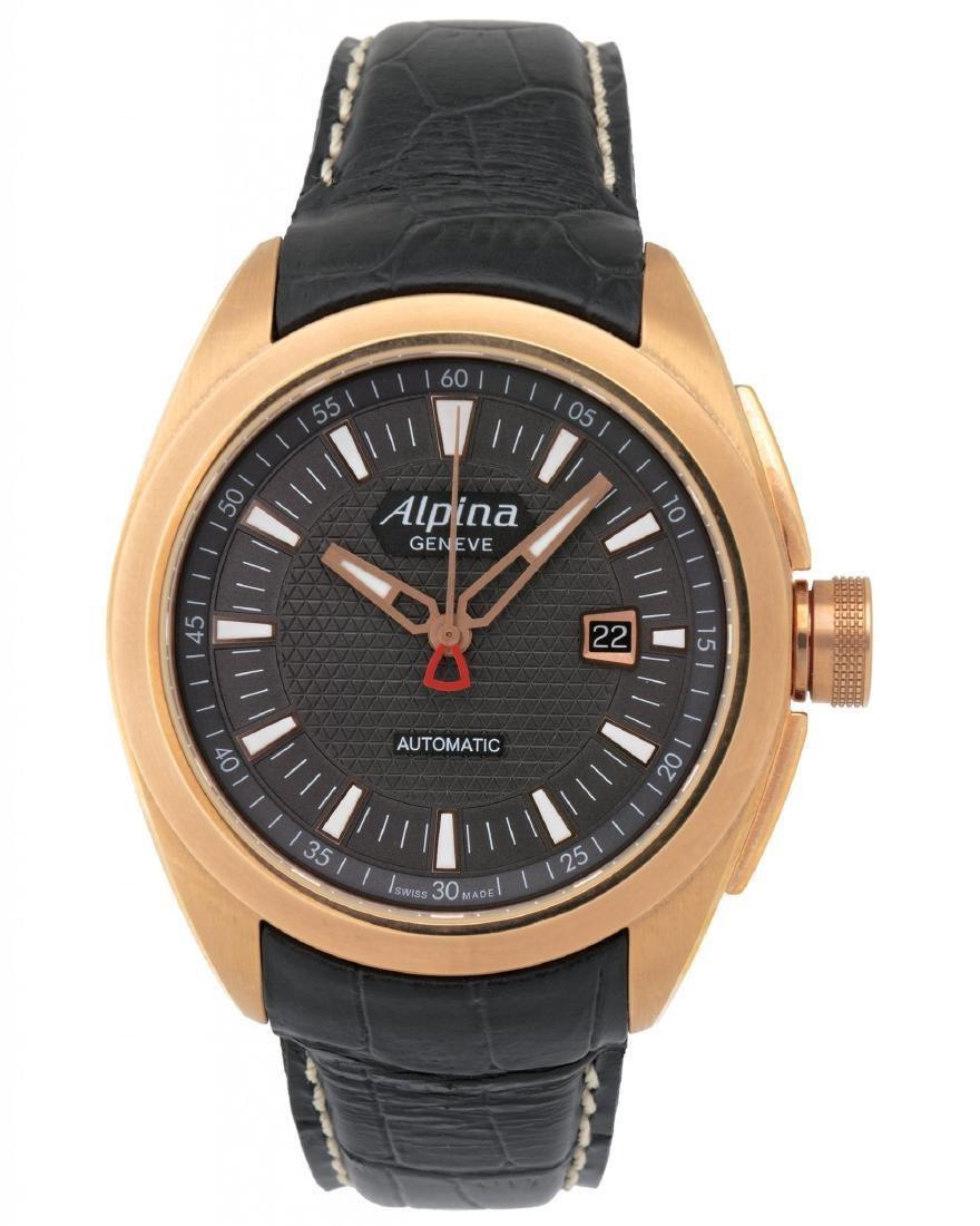 Alpina Nightlife Club Date Automatic Men's Watch