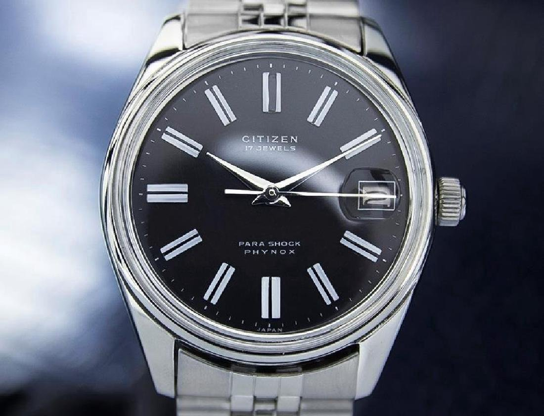 Citizen Men's Rare 1960's Phynox Auto Japanese Watch