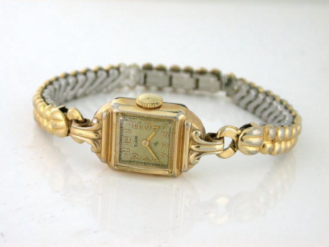 Estate Elgin Ladies 15 Jewel Watch