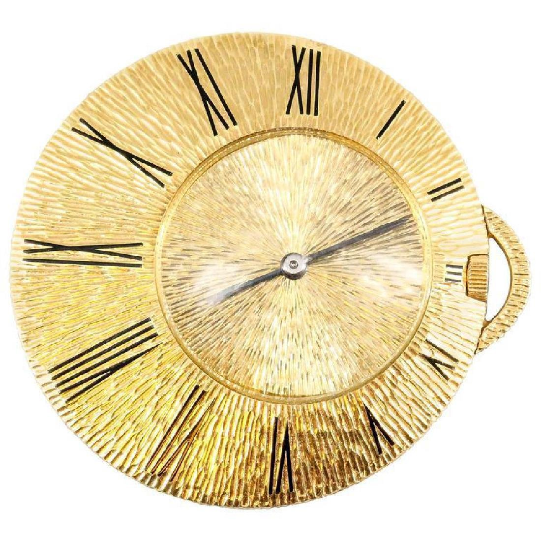 Patek Philippe Gilbert Albert Ricochet Pocket Watch