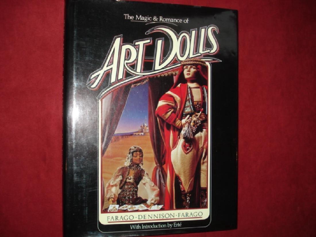 The Magic & Romance of Art Dolls Inscribed