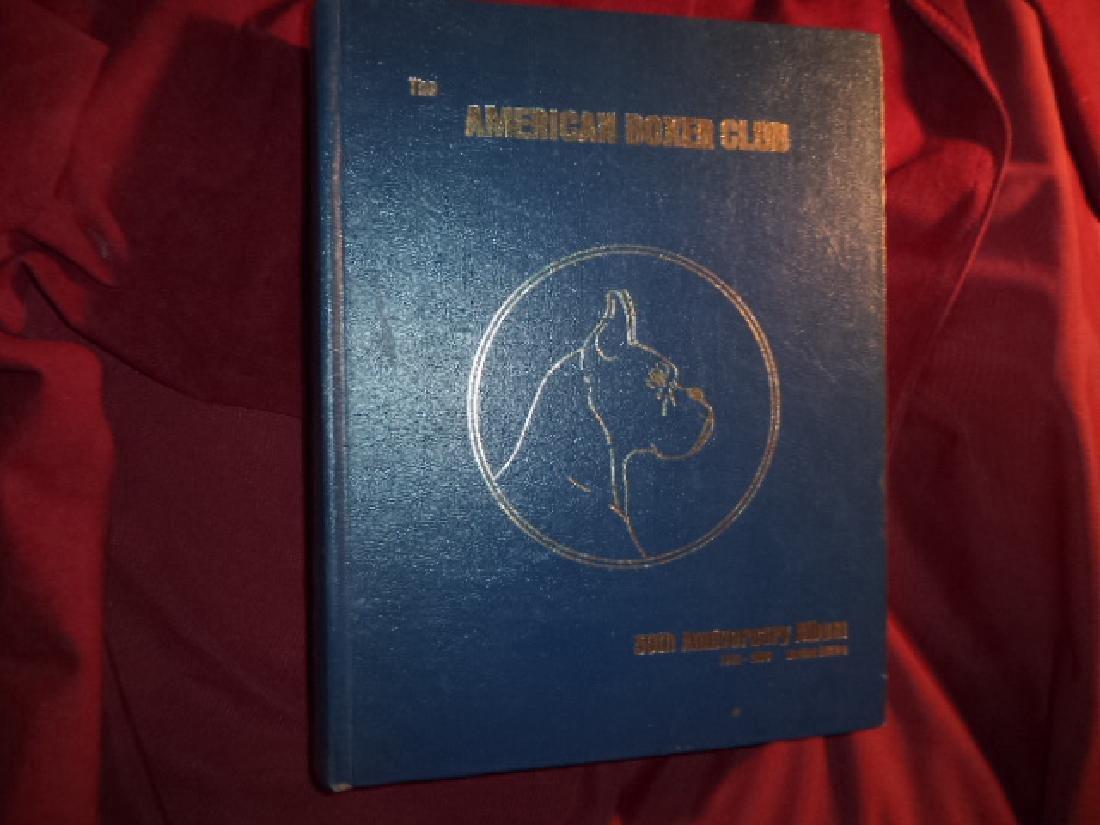 The American Boxer Club: 50th Anniversary Album