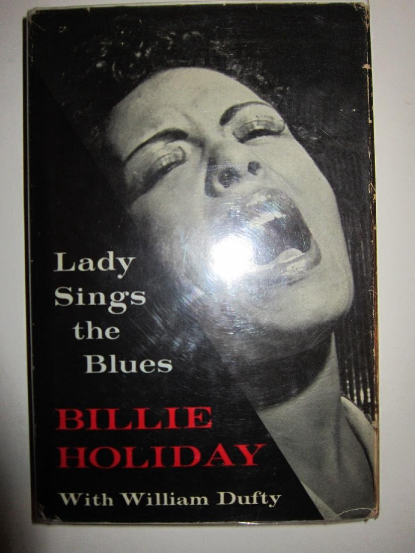 Lady Sings the Blues by Billie Holiday 1st Edition