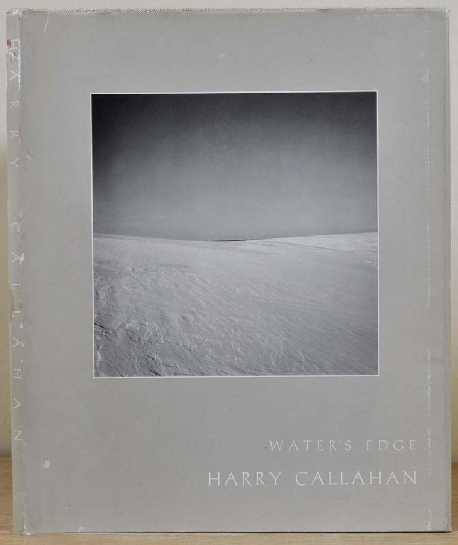 Water's Edge by Harry Callahan, Signed