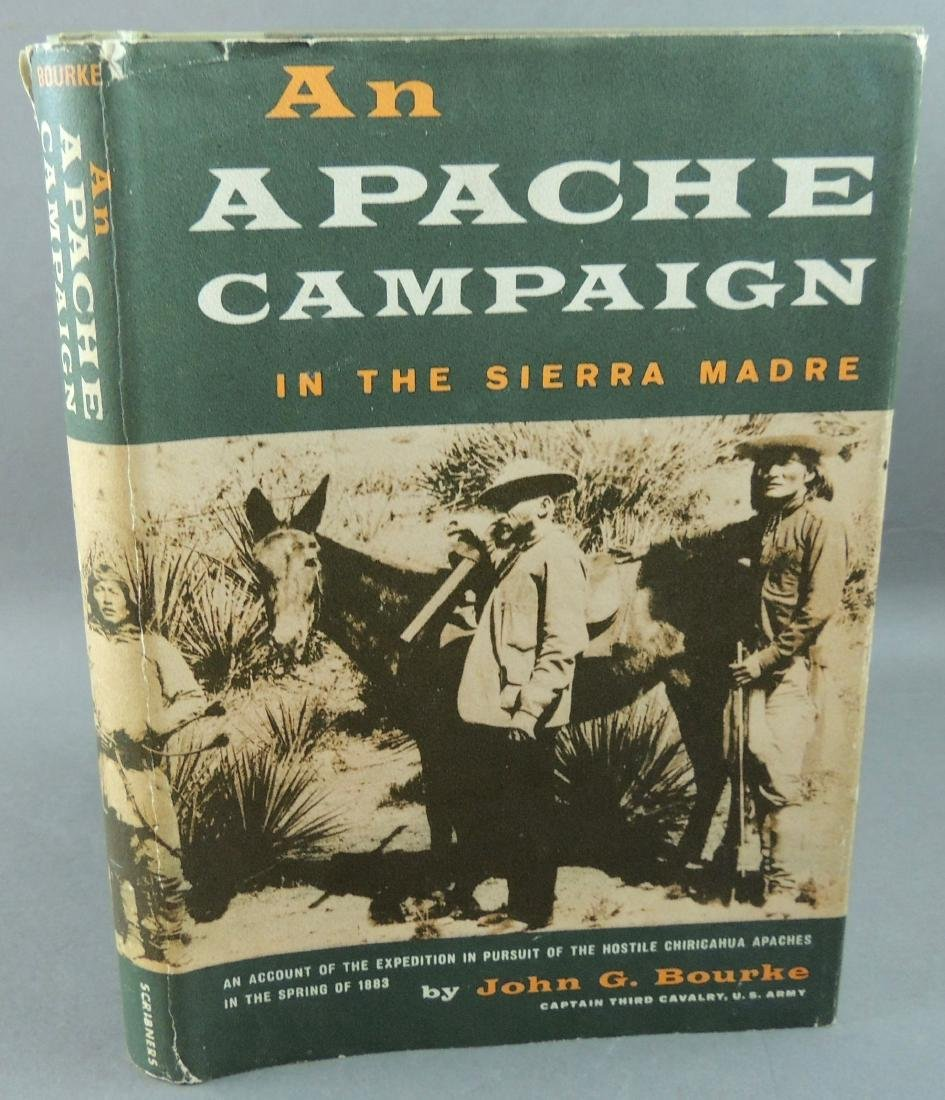 An Apache Campaign in the Sierra Madre, C.1958