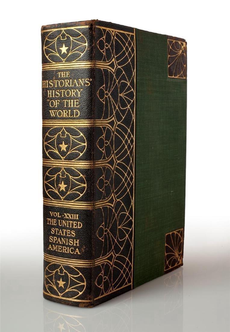 1904 Historians' History of the World: Spanish America