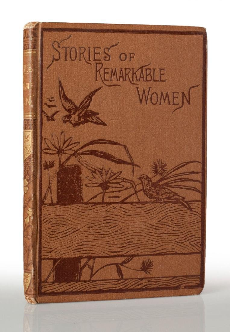 Stories of Remarkable Women by Faye Huntington, 1887
