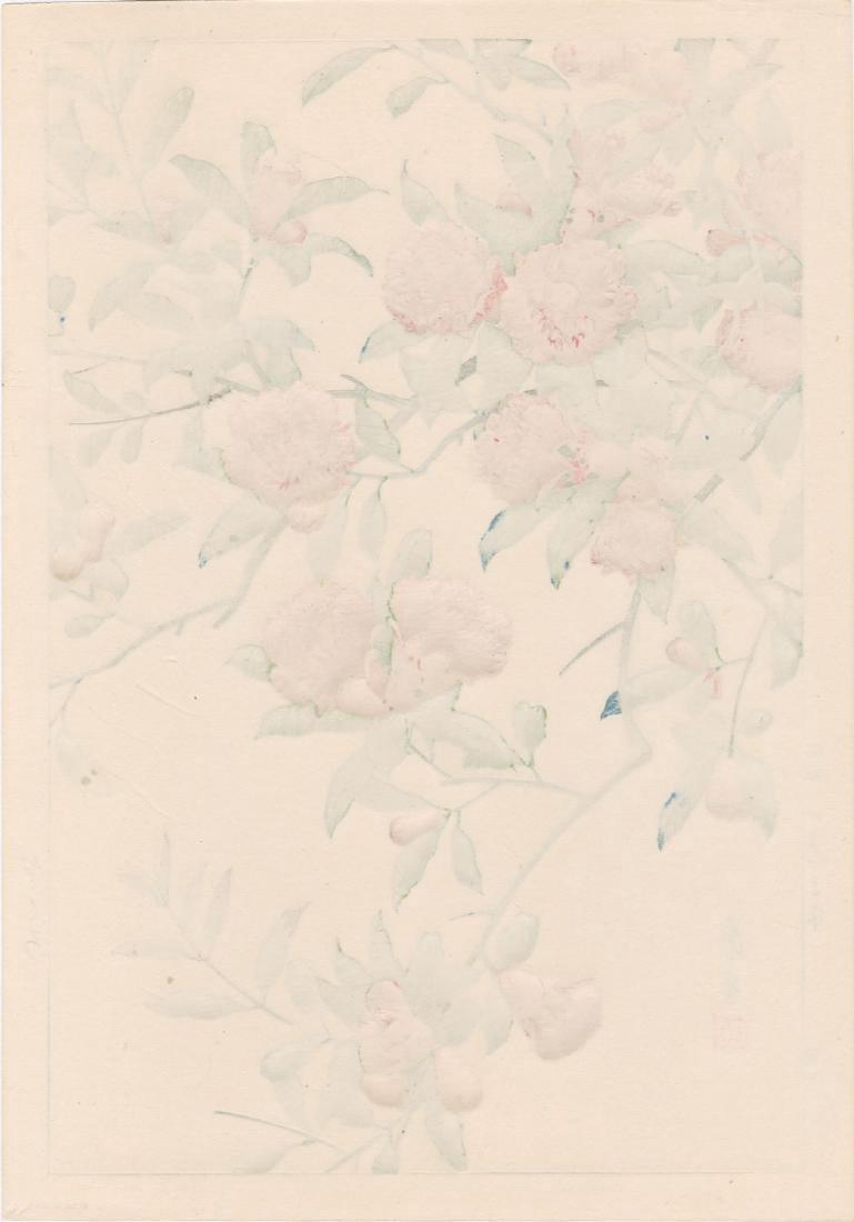Hodo Nishimura Japanese Woodblock Print, First Edition - 2