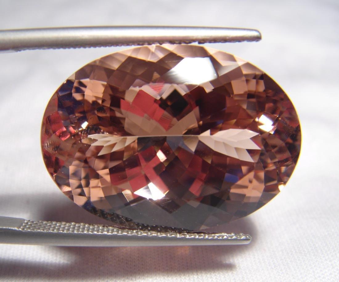 Loose Stone 25.50 Carat Morganite