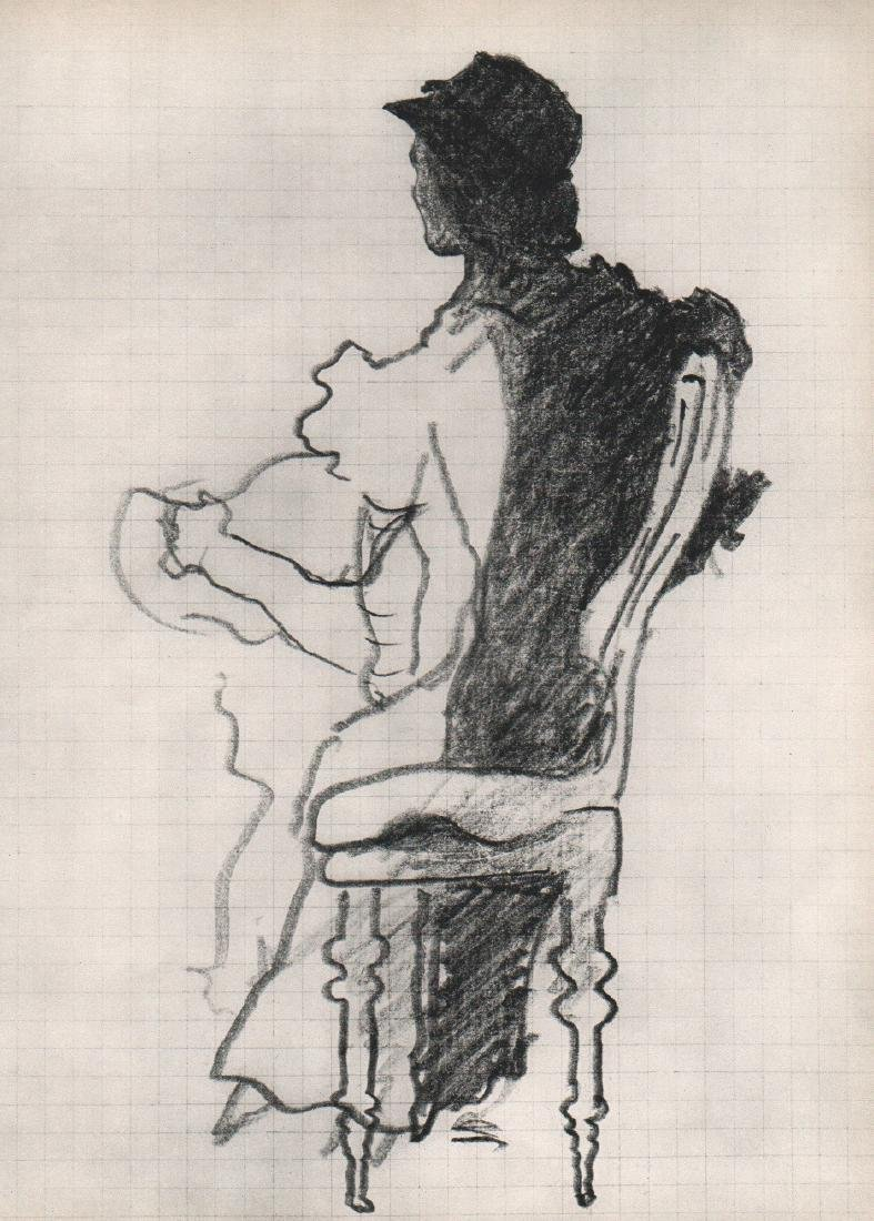 George Braque - Untitled - Gravure