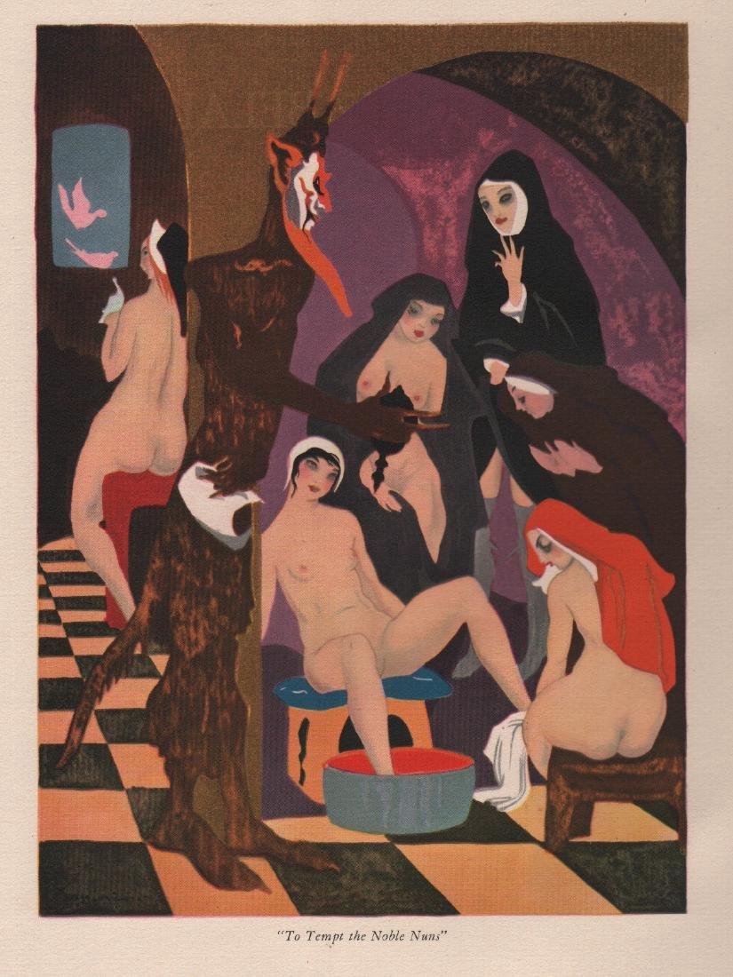 Jean De Bosscherre - To Tempt The Noble Nuns