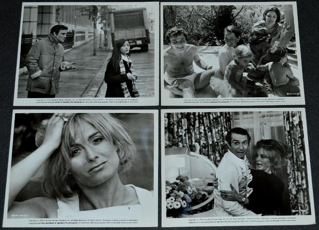 John Cassavetes Husbands 1970 Original B&w Still Photos