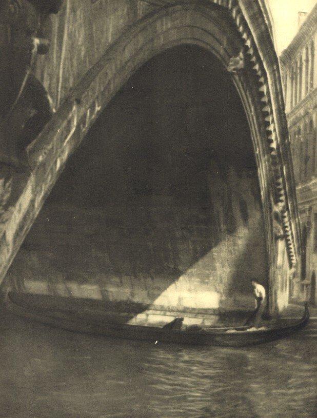 A. BOLOGNA - The Rialto, Venice
