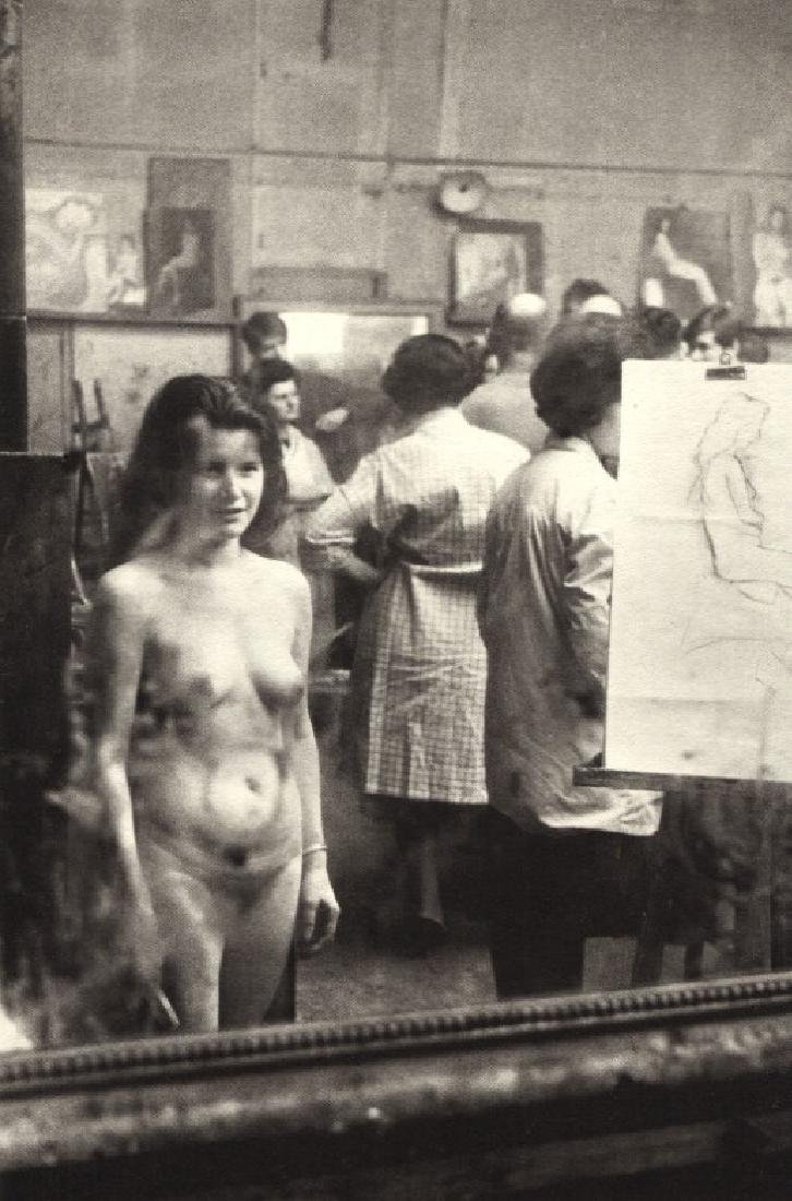 EDOUARD BOUBAT - Paris, France, 1964