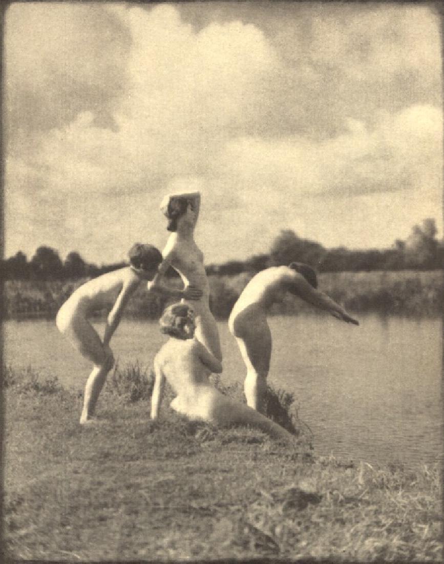 DU PRE - The Bathers